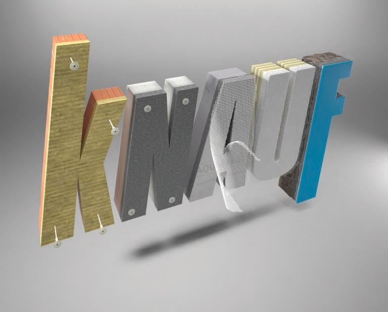 Isolamento a cappotto Knauf Industries Italia